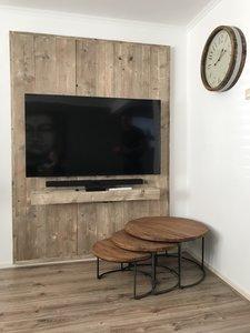 Tv wandmeubel Beckum